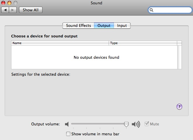 No Sound and Trackpad Seizing in Mac OS X 10 5 Leopard – Macriot