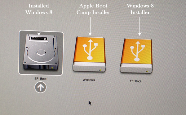 boot from usb macbook pro 2009
